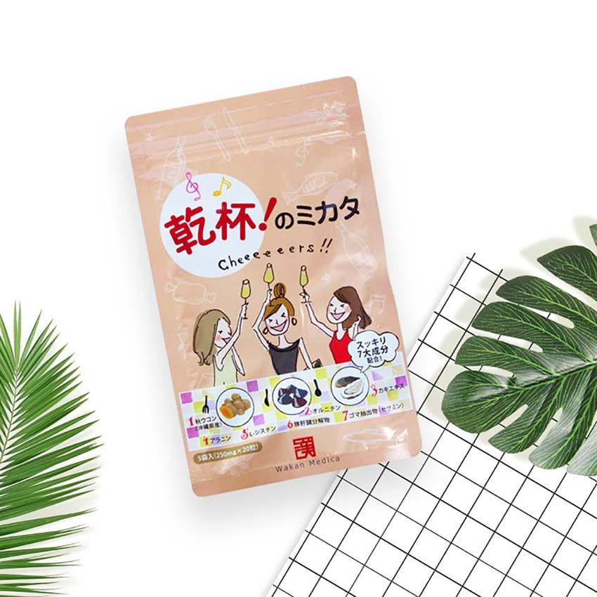 Japanese High Grade Protect Liver Natural Beauty Healthy Care Product