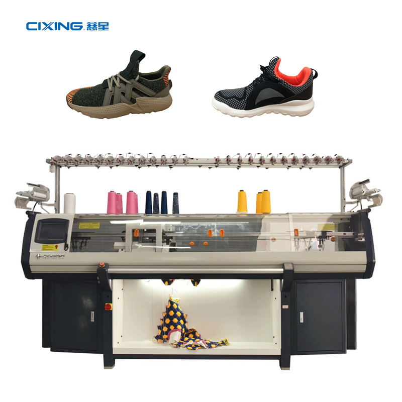 Flat Machine High Quality And Factory Price Computerized Flat Knitting Machine Shoes Knitting Machine