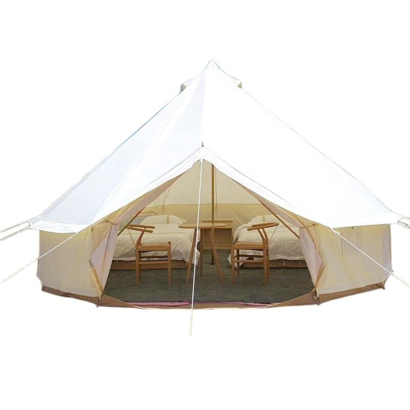 Acome canvas tent tent camping geodesic dome tents