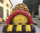 Inflatable Bouncer Obstacle Racing Games Course Large Air Jumping Obstacle For Kids and Adults
