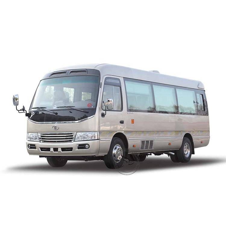 7m 29 seats left hand drive commuter coaster bus price