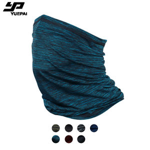 Summer UPF40  Custom Logo Cooling Scarf Face Shield Cover Headband tube headwear neck gaiter fishing multifunctional Bandana