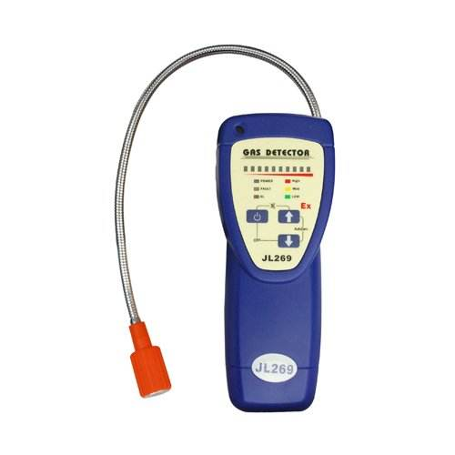 CH4 natural gas leak alarm portable combustible gas detector manufacturer and factory