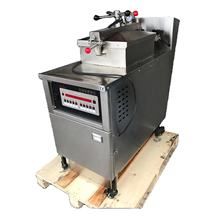 pressure fryer freidora sin humo broasted chicken frying machine