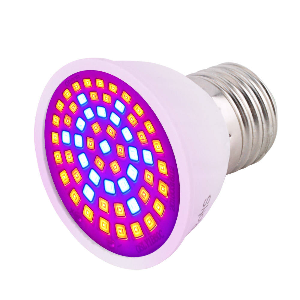 Full Spectrum E27 220V LED Plant Grow Light Bulb Phyto Lamp For Indoor Garden Plants