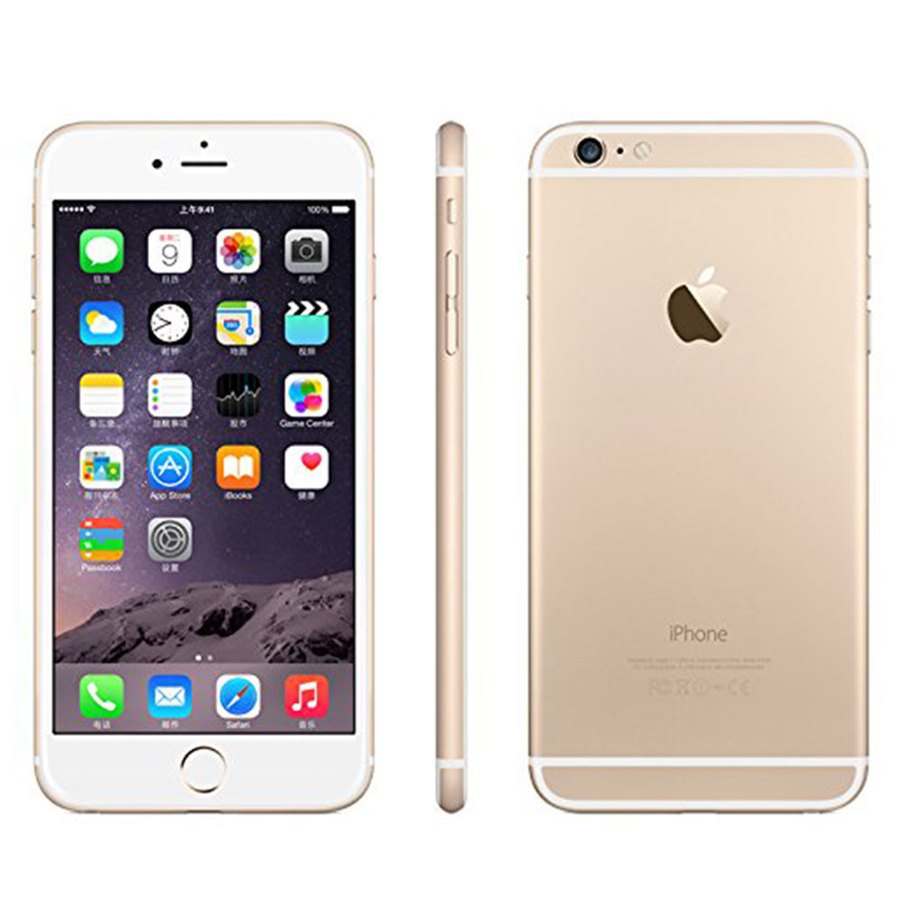 High Quality Wholesales Offer Gold A Grade 32Gb Original Unlocked US Version Portable Phone For Apple Iphone 6