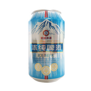 Cheap Factory Price 330ml Canned lager beer from China