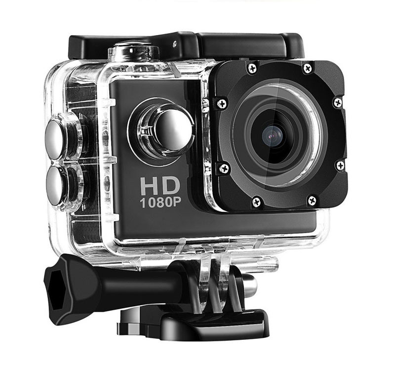 1080P Wifi 2 Inch Screen Sport Dv Ultra Hd 4K waterproof Action Camera action sports camera
