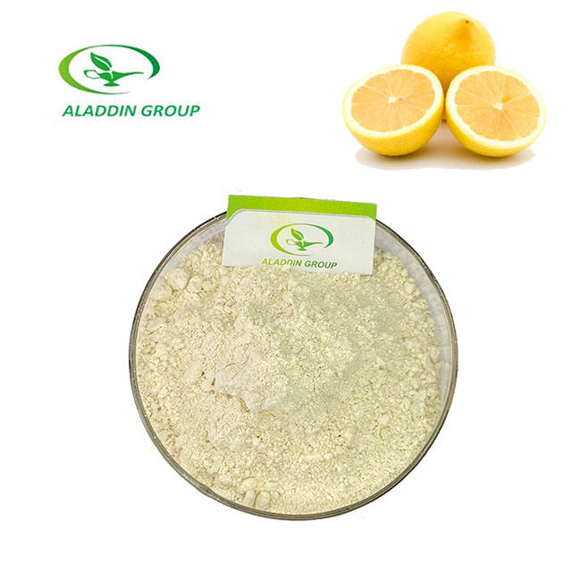 HALAL factory price top quality food grade 99% lemon peel powder freeze dried powder