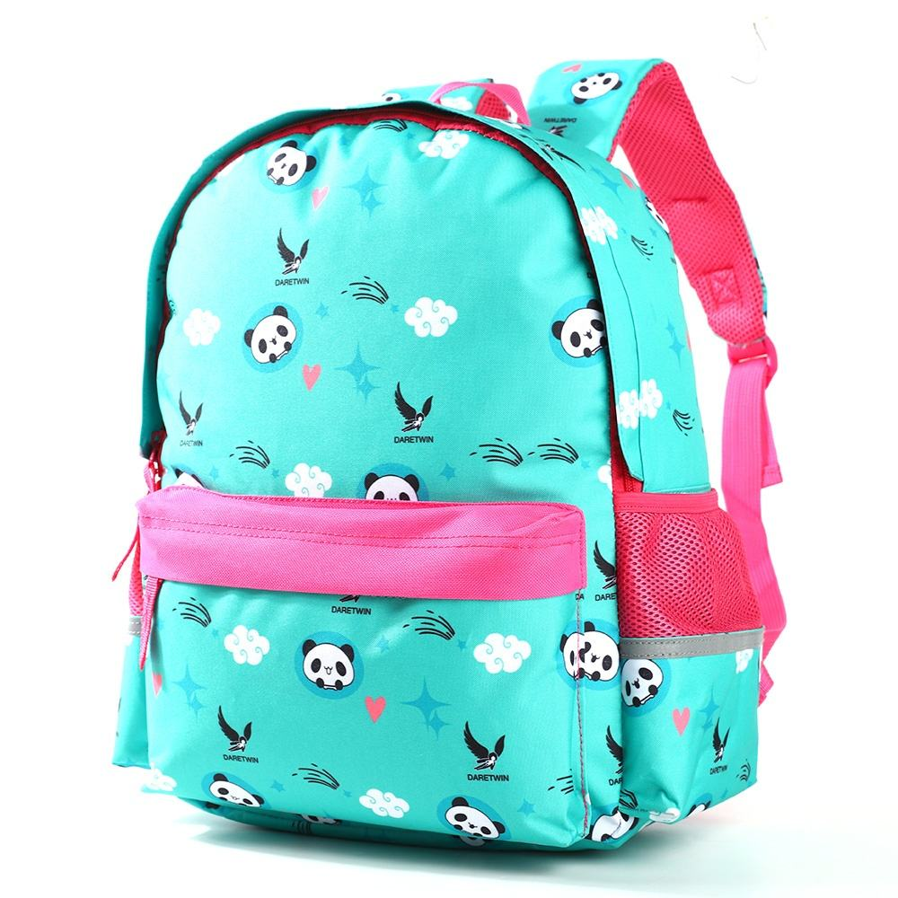 Zenpaks OEM&ODM Custom Printed Kids Cute Cartoon Pre-school Backpacks Light Durable Water Resistant DARETWIN School Bags