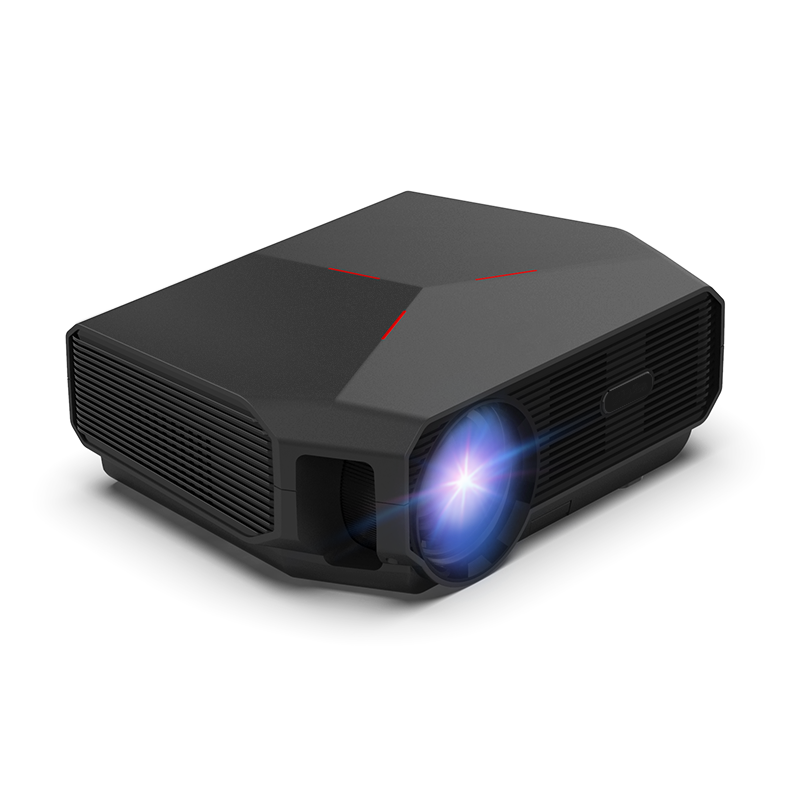 3800 Lumens HD Projector 1080P 4K 3D Video Home Theater Projector LED HD Beamer