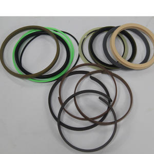 Mechanical Complete Bucket Seal Kit CAT320 Rubber Seal Kit for Excavator