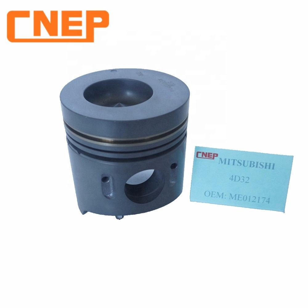 4D32 Engine For Canter Mitsubishi Small Engine Parts Me012174 Mtz Engine Parts Diesel Piston