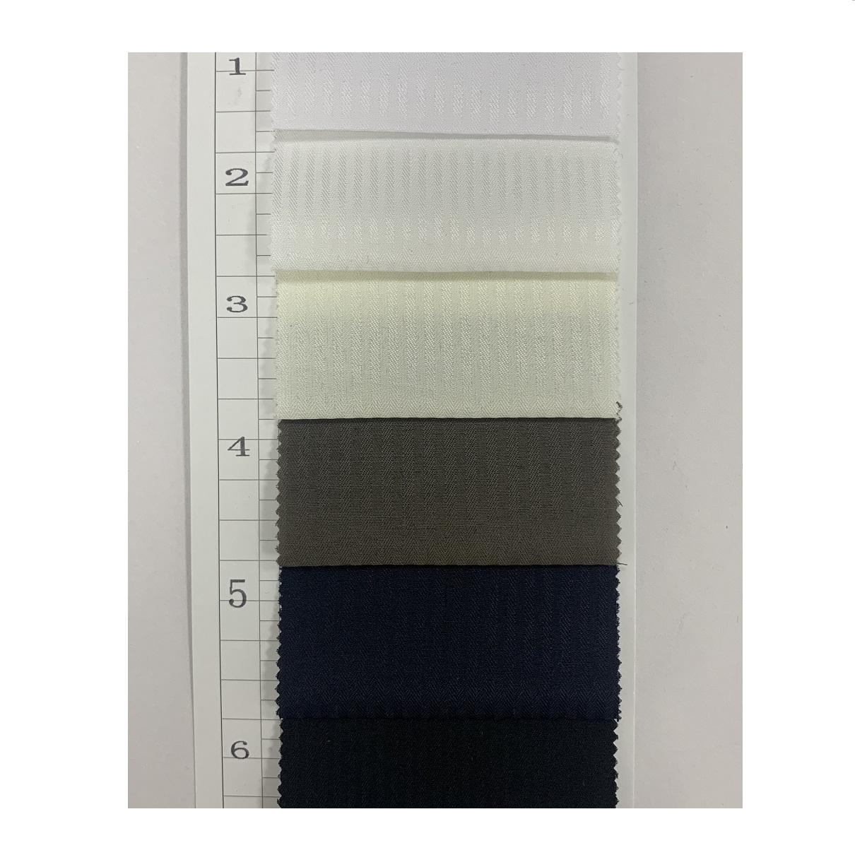 Manufacturer PURE cotton herringbone pocketing fabric pocket from china