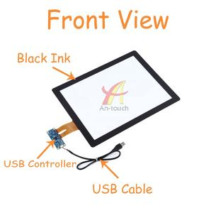 The best selling 15 inch LCD display capacitive touch screen