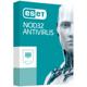 Antivirus Key Computer Software eset NOD 32 Internet Antivirus key 1 user 3 years warranty Online Activation