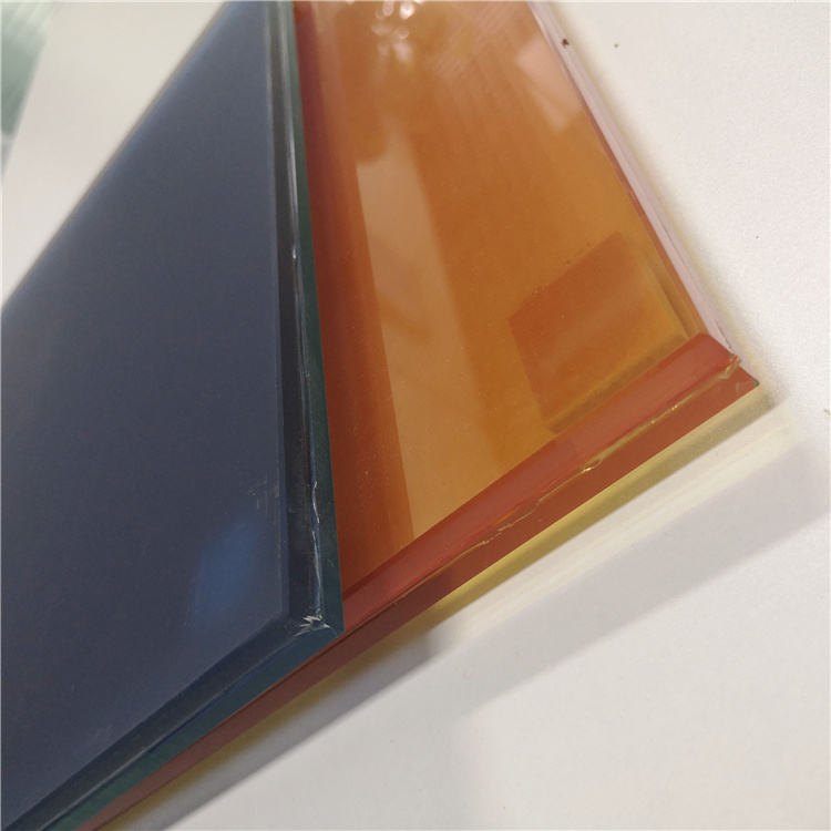 17.52mm Tempered Bent Price Curved Toughened Laminated Glass