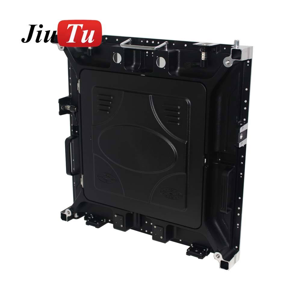 Die Casting Aluminum Alloy Rental Cabinet 512*512mm Outdoor And Indoor P4/P8 LED Display Screen