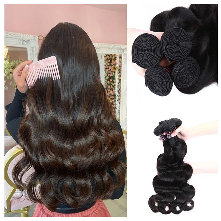 Wholesale raw mink virgin brazilian hair bundles,raw brazilian virgin cuticle aligned hair,wholesale bundle virgin hair vendors