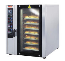 Commercial Bakery Equipment industrial Heavy Duty 8 Trays Bread Gas Baking Oven