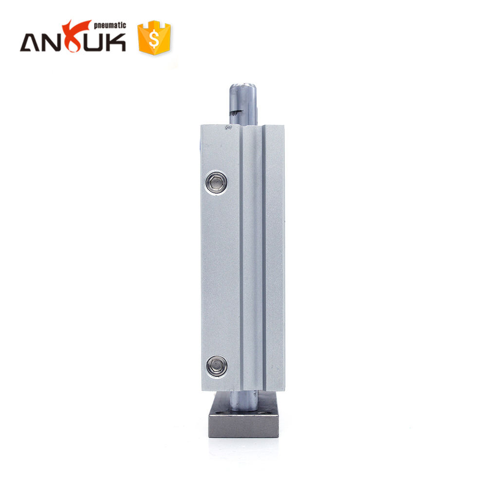 SMC air guide rod pneumatic small piston cylinder
