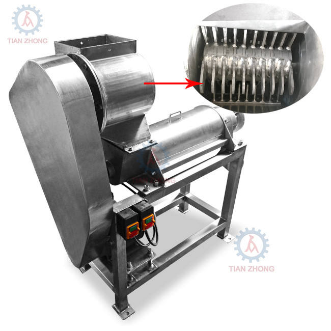 Fruit juice extractor mango pulping machine pure canned kesar mango pulp