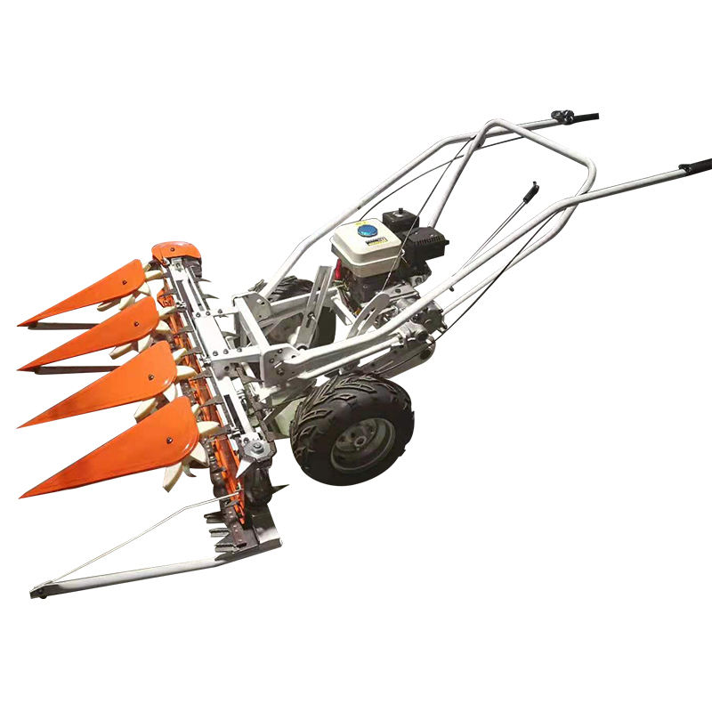 small reaper binder machine