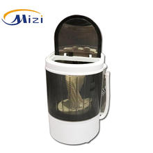 Semi-automatic Wash shoes sole mini washing laundry machine
