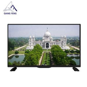 China guangzhou factory promotion TV LED 32 Inch SKD/CKD ATV DVB T2 S2 Single Glass Model TV LED OEM/ODM