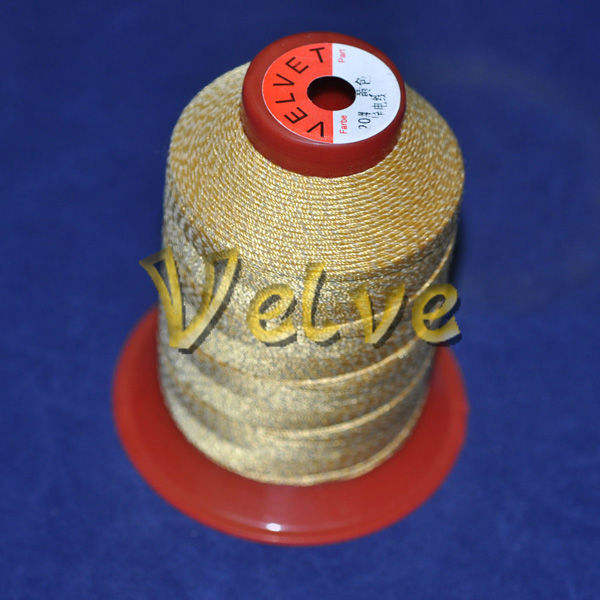 promotional acrylic coated conductive thread with anti-static function manufacture wholesale
