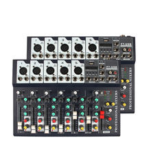 Cheapest interface f7 mini mixer sound card de audio o inkel mx 995
