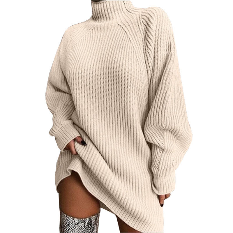 Ever Fashion Wholesale High Quality Turtleneck Woman Cashmere Sweaters