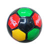 2019 New sport t-shirt football throw games PVC and PU Futsall Football Ball