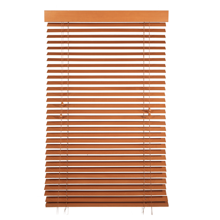 Customized High Quality Basswood Windows venetian Blinds and curtains