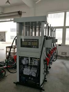fuel dispenser pump filling station