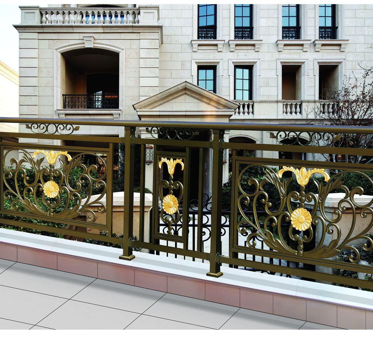 Прямая продажа с фабрики Цена Горячая окунутая гальванизированная ограждающих панелей гофрированной стальной забор горизонтальный дизайн для оптовой продажи