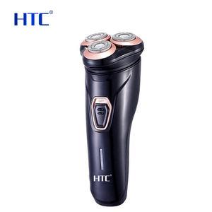 HTC man back shaver for low noise safety electric razor shaver for men GT-606B