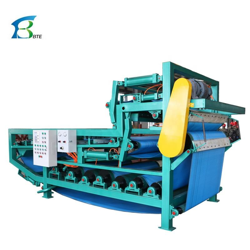 Automatic Grade Building Material Shops Applicable Industries sludge dewatering units