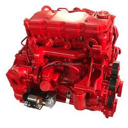 Bus Diesel engines 4.5L 185hp ISDe Engine complete