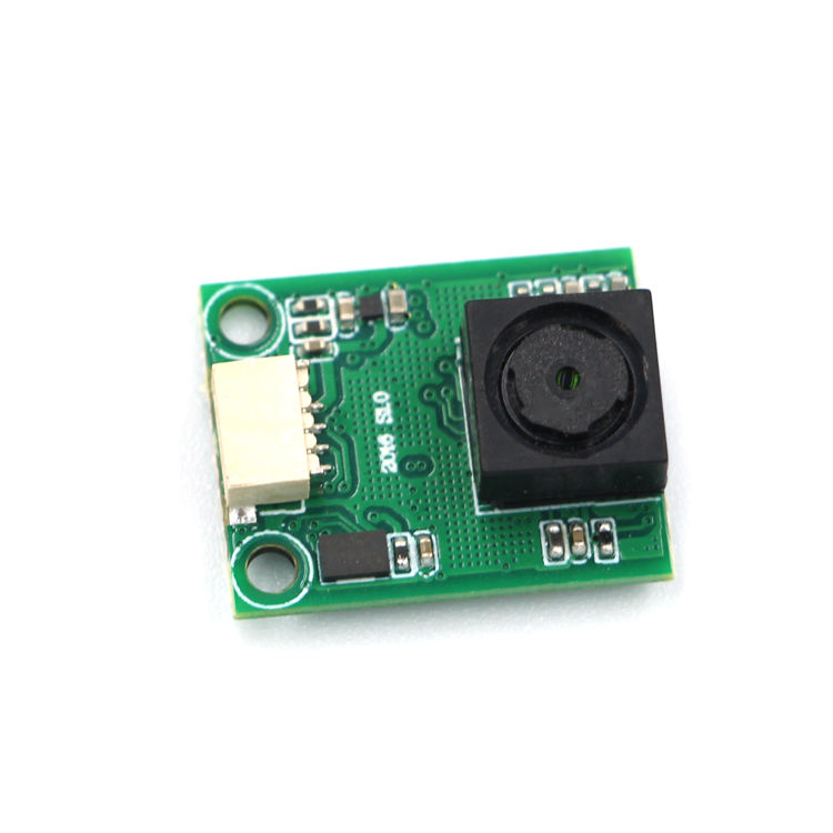 OV5640 USB Camera Module 60 FPS HD 5MP 75度広角Lens UVC YUY Fixed Camera Module PCB Board