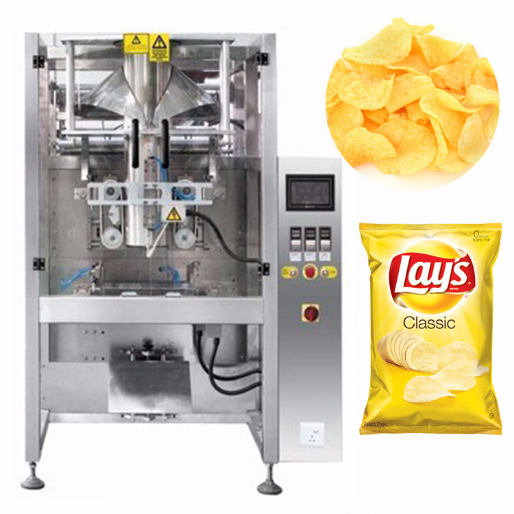 Automatic Sugar Tea Food Chips Vegetable Spice Powder Sachet Cookies Candy Pouch Packaging Multi-function Packaging Machines