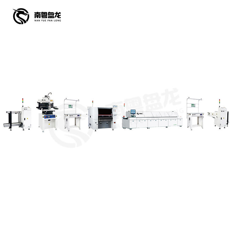 Multifunctional smt production line LED Lamp PCB Production Line with great price