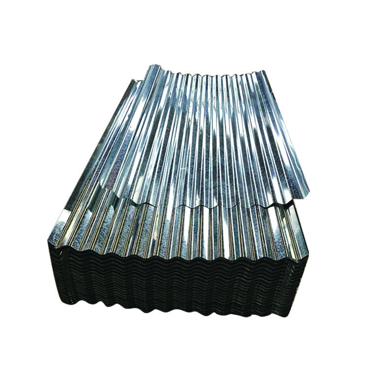 Hot Dipped Galvanized Dx51D 0.7Mm Thick Gi Roll Metal Plate Steel Corrugated Sheet Metal Roll From Shandong