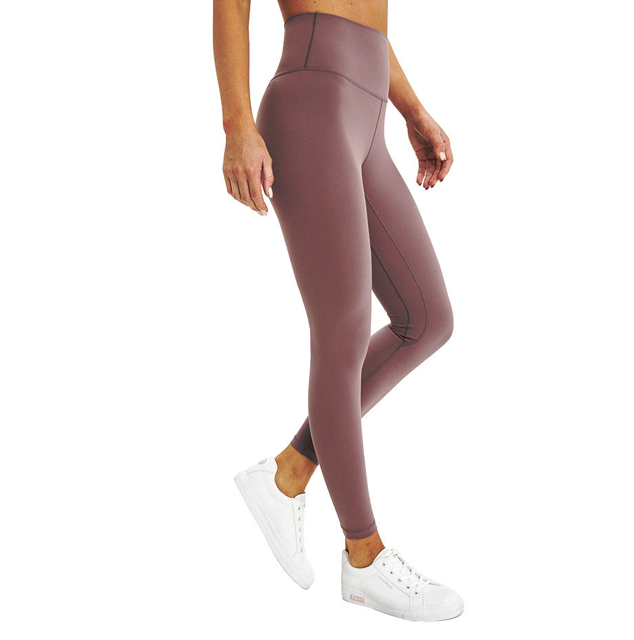 Custom Women Fitness Tight Pants Scrunch Butt Ladies Stretchy High Waist Sports Jogging Workout Gym Yoga Leggings