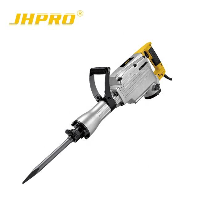 JH-65 electric demolition jack hammer 220V 1520W/1700W Concrete Breaker