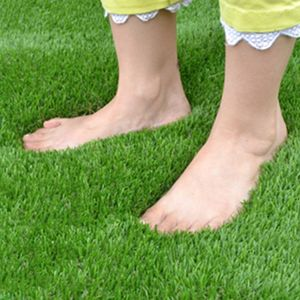 25mm 40mm Indoor Outdoor Gym Soccer Football Golf Synthetic Plastic Grass Turf Mat Carpet Flooring Lawn Grass Artificial Turf