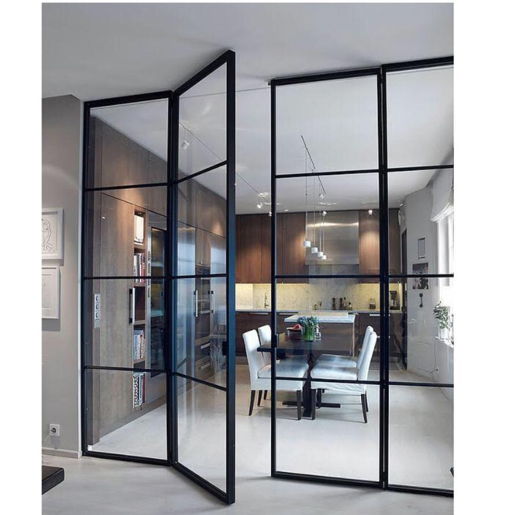 hot rolled steel metal french iron grill modern windows and doors designs steel french doors