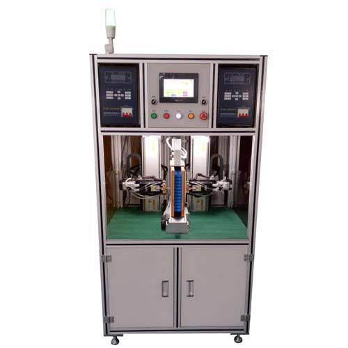 Battery Spot Welding Machine Automatic Numerical Control EV Cell Double Sides Battery Tab Welder CNC Spot Welding Machine For 18650 Battery Pack