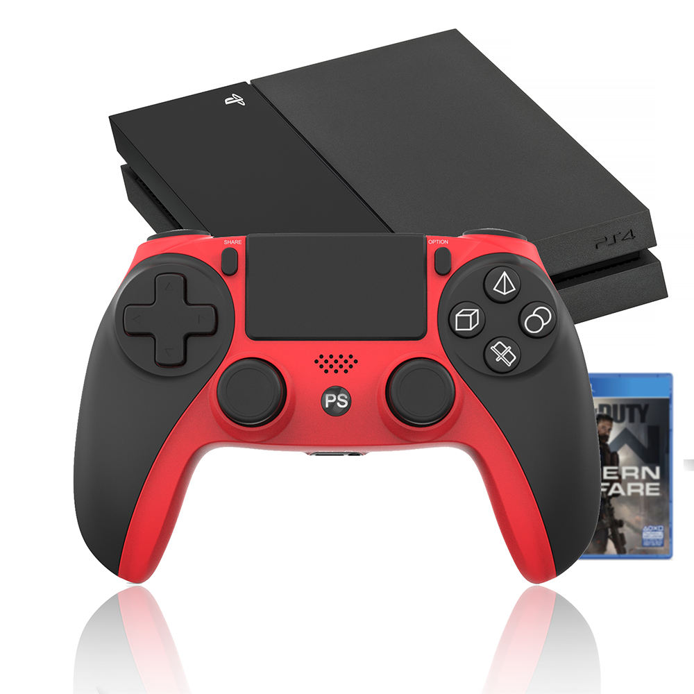 2021Hot Selling Wireless Gaming PS4 Controller Gamepad For Sony Playstation 4 Instant Sharing of joysticks
