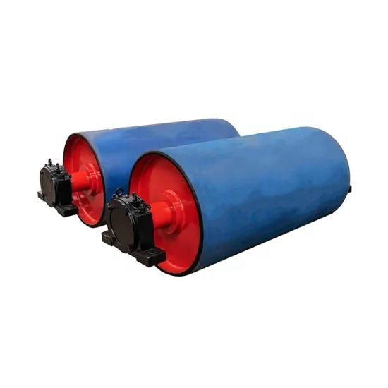 Hot Sale Motorized Roller Conveyor Kepala Drum Pulley